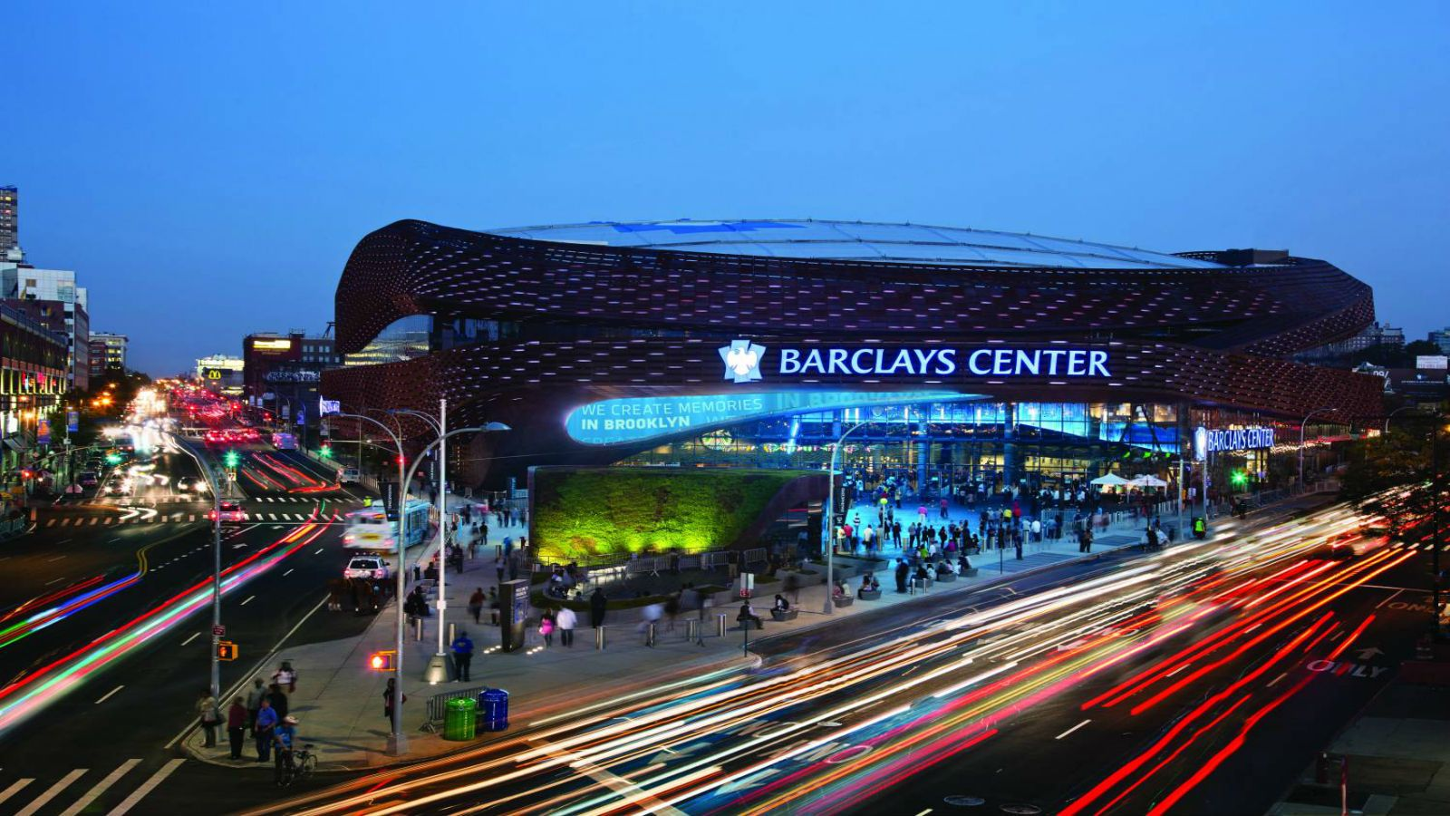 Things to do in Brooklyn - Barclays Center