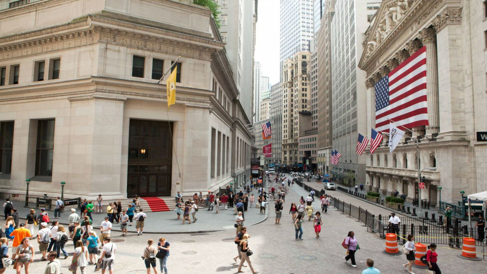 Things to do in NYC - Wall Street